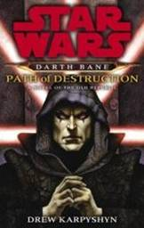 Drews first SW novel, Path of Destruction, was a huge hit